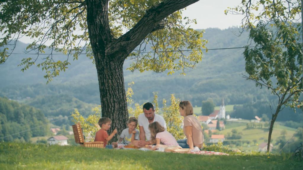 Piknik med hribi - Žetale